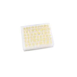 Листы золото онлайн-24 Sheets 3D Decal Nail Art Sticker Fashion Gold English Letters DIY Nail Sticker Women Art Tools