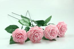 1PC singolo imitazione Rose Creativo di alta qualità bouquet di San Valentino 520 fiori regalo da