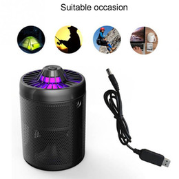 Wholesale Electric Mosquito Killer Lamp - Mosquito Killer Lamp Outdoor Indoor Safety UV Electric Photocatalyst Mosquito Repellent Insect Repeller Control Lamp Pest Fly