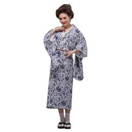 Японская одежда японский кимоно традиционный Кимоно платье косплей одежду TA455 от