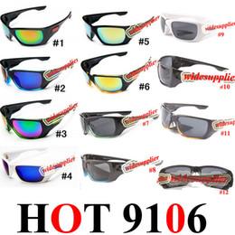 a8d48cea02 Hot New Designer occhiali da sole per uomo e donna sportivo ciclismo occhiali  da sole moda abbagliare specchi di colore VELOCE occhiali per bicicletta