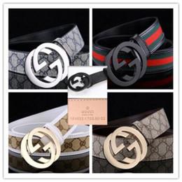 Canada 2020 nouvelles ceintures de conception de boucle d'or et d'argent, ceintures pour hommes, ceintures de femmes à la mode en gros, livraison gratuite! Offre