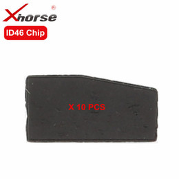 Wholesale transponder chip lexus - 10 PCS ID46 Chip for XHORSE VVDI2 46 Transponder Copier Programmer