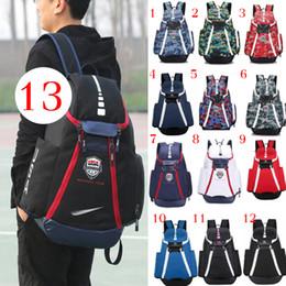 Wholesale usa packaging - New USA Bag Men Backpacks Basketball Bag Sport Backpack School Bag Outdoor Backpack Multifunctional Package Knapsack Laptop Bags