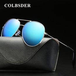 aef2fb25d66c60 Neue Mode Männer Frauen Polarisierte Sonnenbrille Klassische Große Rahmen  Fahren Sonnenbrille Blendschutz Farbe Film Polarisierte Gläser 3025 V