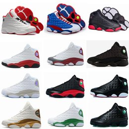 Wholesale New Table Tops - Top Quality Wholesale Cheap NEW 13 13s mens basketball shoes sneakers women Sports trainers running shoes for men designer Size 5.5-13