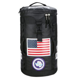 Wholesale college body - The North & F & Supr & me Teenager Backpack Boys Girls' School Bag Casual Backpacks Adult Students' Travel Bags Waterproof Large Capacity