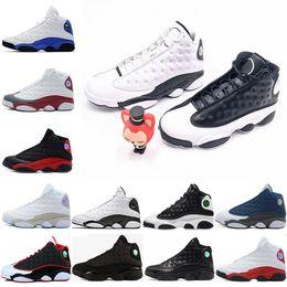 2019 zapatillas de baloncesto populares zapatillas deportivas Retro Air Jordan 13 AJ13 Nike Popular Mens Zapatillas de Baloncesto zapatillas para hombres grandes 13s zapato LoveRespect HE GOT GAME deportes de moda zapatillas de descuento entrenador correr libre zapatillas de baloncesto populares zapatillas deportivas baratos