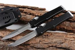 """beste neue taktische messer Rabatt Sonderangebot Ha lo VI Ha lo 6 Taktisches Messer (4,4 """"Satin) Einfachwirkendes Messer mit Sicherheitsschloss Survival EDC Gear"""