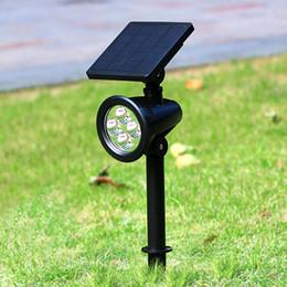 POTENCO LED Projecteur laser Lampe de pelouse Lumières de Noël En plein air Mur solaire de puissance Spotlight Jardin Éclairage public Tuinverlichting ? partir de fabricateur