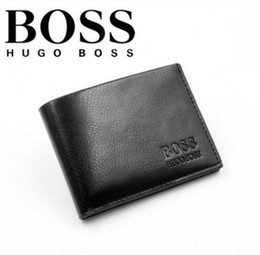 photo bags Promo Codes - Men's Designer Luxury Handbags Purses Men's Short Wallets Luxury Classical Short Purses Handholders Billfold Handbags Bags BS