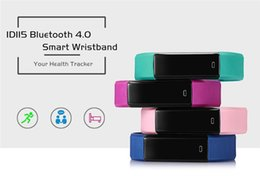 Wholesale Apple Multi Monitor - ID115HR PLUS Smart bracelet Bluetooth Call Reminder Multi-sport Tracker Heart Rate Fitness Sleep Monitor Bluetooth Wristband for Android Ios