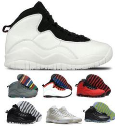 Wholesale nylons online - Buy 10 10s Basketball Shoes Sneakers Mens X Chicago Steel Im Honors Westbrook Venom Stealth Over Broadway Sport Designer Outdoor Shoe Online