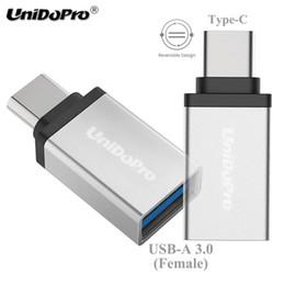 carregador nexus google Desconto Adaptador USB C para USB A 3.0 OTG Tipo C Conversor para o Google PIXEL 2, PIXEL 2 XL, Nexus 5X 6 P Telefone Data Sync Charger