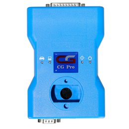 Wholesale Cas4 Programmer - Original CG PRO 9S12 Auto Key Programmer CGPRO IMMO Security Support CAS4 CAS4+ All Key Lost CG Pro For BMW with High Quality