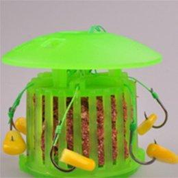Cages à poisson en Ligne-Appâts stockage boîte cages avec leurres hameçons pêche explosion pratique Deisgner attraper poissons équipements plusieurs taille poissons crochets choisir 5 2lw bZ