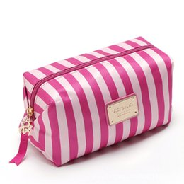Wholesale floral cosmetics - Pink sugao 2018 new style secrt print large capacity makeup bag cosmetic bags for travel storage organizer and toiletry bag