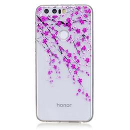 2019 huawei p8 cubierta transparente Estuche de TPU suave para Huawei P8 lite Honor6 X estuche Para fundas de teléfonos transparentes transparentes de Huawei rebajas huawei p8 cubierta transparente