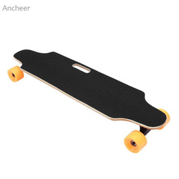 Wholesale Remote Skateboard - Wholesale-Electric Skateboard Longboard with Remote Controller Four Wheels Electric Scooter Gyroscoot Scooter Overboard Unicycle
