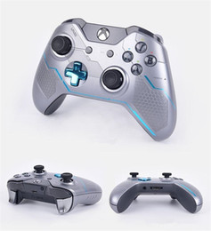 Consolas de jogos pc on-line-Controlador sem fio para xbox one pc game controller gamepad para xbox one console gamepad pc joystick com pacote de varejo