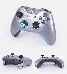 Xbox controller wireless para pc on-line-Controlador sem fio para xbox one pc game controller gamepad para xbox one console gamepad pc joystick com pacote de varejo