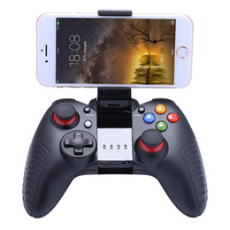 Wholesale ipega joystick games - ipega 9067 Gaming Wireless Bluetooth 3.0 Game Controller Joystick for iPhone iOS Android Phones TV Box PG-9067 Gamepad Gamecube