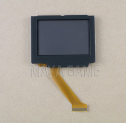 sp lcd Скидка Для Game Boy Advance SP GBA SP AGS 001 экран ЖК-дисплей OEM AGS-001 Frontlight экран ярче выделить