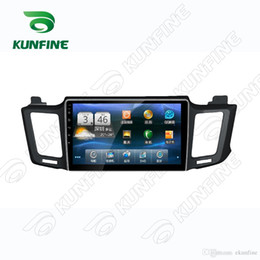 """Wholesale Touch Screen Stereo For Rav4 - 10"""" Quad Core 1024*600 Android 5.1 Car DVD GPS Navigation Player Car Stereo for Toyota RAV4 2013 Radio Headunit Deckless Bluetooth Wifi"""