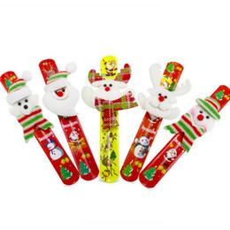 Artículos navideños online-Fabricantes de artículos de navidad promocionales pulseras de anillos de Navidad decoraciones navideñas regalos de fiestas