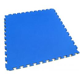 Tapis de taekwondo EVA d'arts martiaux 1m x 1m x 20mm Tatami de karaté de kickboxing de BlueRed MMA ? partir de fabricateur