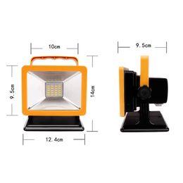 Wholesale Uk Emergency - Hot Sale US plug  EU plug   UK Plug 15W 24Led Rechargeable Camping Spotlights Emergency Work Light Lamp For Outdoor With Battery