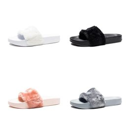Wholesale Kids Winter Slipper - Jessie's store Baby, Kids & Maternity Shoes Slippers Pink Green Sandals