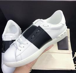scarpe alla moda per gli uomini Sconti Moda Donna Uomo Designer Scarpe casual Piattaforma trendy Scarpe da ginnastica da passeggio Sneakers Scarpe da tennis da tennis di lusso