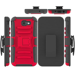 Wholesale Military Camo Case - For Samsung Galaxy J7 2017 US Version Case Hybrid Heavy Duty 3in1 Military Camo Hard Shockproof Case Belt Clip Stand Cover Case