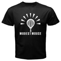 4c94a6944 Modest Rato Alternativo Banda de Rock dos homens T-Shirt Preta Tamanho  S-3XL 100% Algodão Roupas Masculinas T-shirt Tees Men Hot Barato