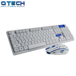 Wholesale High Speed Wifi Usb Wireless - 2.4Ghz USB Wireless Keyboard Mouse Combo Wifi USB Mute High Speed Russian Spanish German Polish Portuguese French Arabic Turkish