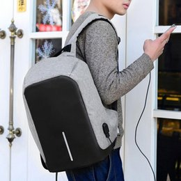 Wholesale Computer Anti Theft - Multi-functional travel backpack notebook anti-theft business Laptop computer backpack college students bag