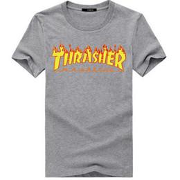 Yaz Baskı Tasarımcısı T Gömlek Mens T Gömlek Çift Spor Gelgit Giyim Tişörtleri Hip Hop Harajuku T-shirt Kadın Giyim M-3XL. nereden hba yeni giyim tedarikçiler