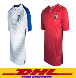 Wholesale Thai Wholesale Jersey - DHL free shipping New arrival Thai quality 2018 PANAMA Home Away Soccer Jerseys 2018 NURSE welcome to order In stock