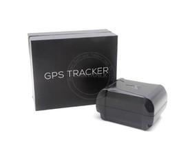 Wholesale factory turkey - Factory Bulk sale Magnetic Car GPS tracker 6000mah GSM GPRS 3 years Long time Gps tracker