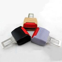 2019 supporto estensione clip 4pcs Car Seat Clip da cintura Auto universale regolabile Clip da cintura Clip Extender Estensione fibbia di sicurezza Cintura porta carte sconti supporto estensione clip