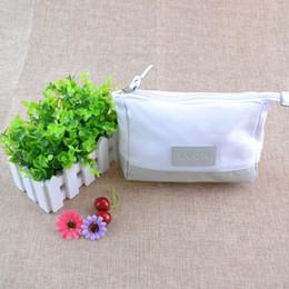 Wholesale drum shape - Fashion 2017 Barrel Shaped Travel Cosmetic Bag Make up Bag Drawstring Elegant Drum Wash Bags Makeup Organizer Storage Bag