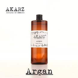 Wholesale nut oils - Argan Oil AKARZ Famous Brand Natural Argan Morocco Nut Oil Essential Oil Natural Aromatherapy Highcapacity Skin Body Care Massage Spa