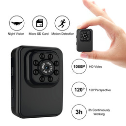 Wholesale Hidden Night - 8LED Night Vision WiFi Mini Camera 1080P HD Wireless Hidden Spy Cameras Car DVR Motion Detection Video Recorder TV-out Camcorder