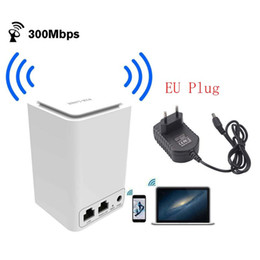 Wholesale Wireless N Wifi Router - Wireless Router WiFi Mini Signal Relays 300M 2.4 Ghz wi - fi 802.11 b   g   n Router
