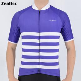 Männer radfahren nur jersey online-Zealtoo 2018 Herren Kurzarm-Radtrikot Radtrikot mtb cycle bicicleta bike only shirt radbekleidung