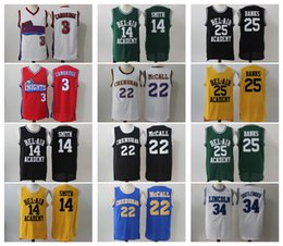 Wholesale Bank Black - Like Mike Movie Jersey Knights Team 3 Cambridge 14 SMITH 22 McCALL 25 BANKS 34 SHUTTLESWORTH Men's Stitched Jerseys