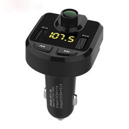 BT36 Bluetooth Manos libres Reproductor de audio MP3 Transmisor FM con 3.1A Cargador rápido Dual USB Voltaje Pantalla LED Tarjeta TF Kit de música para automóvil desde fabricantes