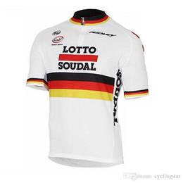 Pro Team Lotto Cycling Jersey Tour De France summer men Bicycle Clothing  Quick-Dry Lycra short sleeve shirt MTB Bike maillot D0105 pro tour cycling  jerseys ... fa97b8ac8