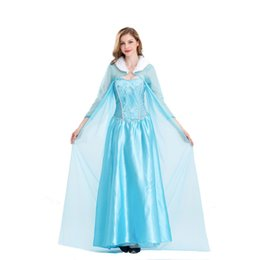 Canada Charmante Cosplay Bleu Robe De Soirée De Costume Adulte Costume Halloween Party Cosplay Costume De Prince sexy cheap adult prince costumes Offre